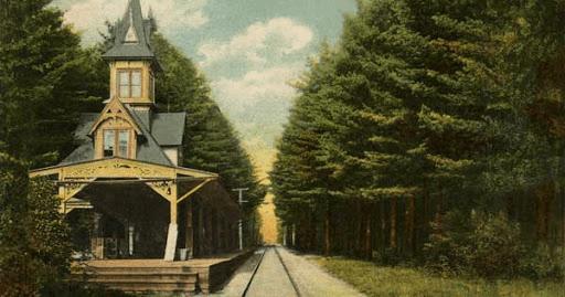 Maplewood Train Station